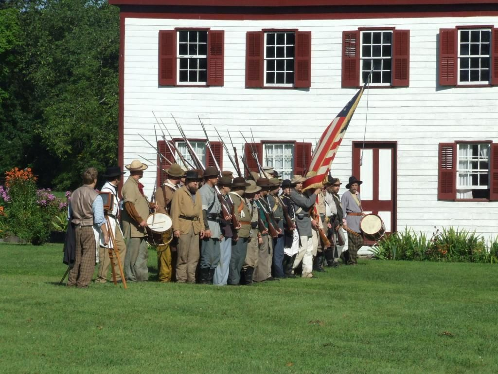 The Battle of Athens State Historic Site in Athens, Missouri