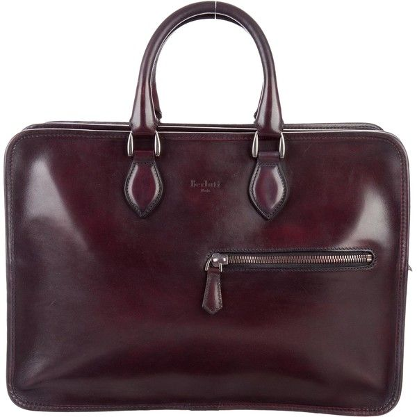 Pre-owned - Leather small bag Berluti QveCV