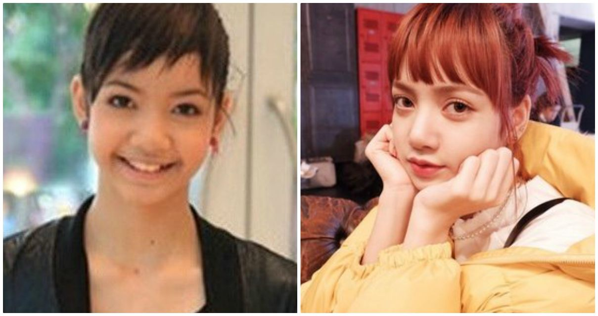 Fans Share Proof That Blackpink Lisa Never Did Plastic Surgery Blackpink Lisa Blackpink Blackpink Funny