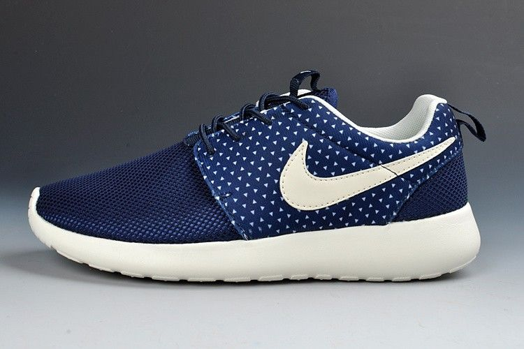 Oryginalne Nike Roshe Run Damskie Buty Niebieski Bialy Allegro Sklep Internetowy Nike Sneakers Nike Roshe Run
