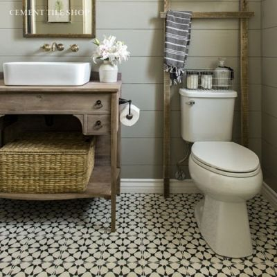 Suzanne: guest bath tile. This one has a source to buy: http://www ...
