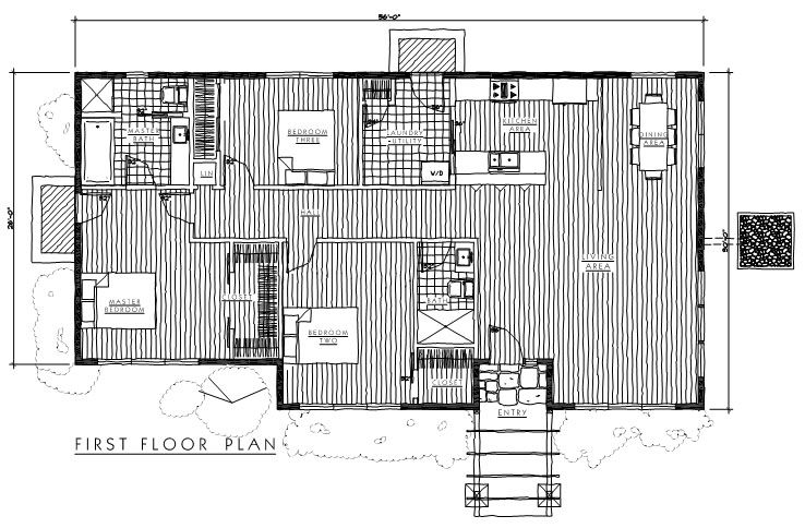 floor plan for timber frame home Timber Frame Houses Pinterest