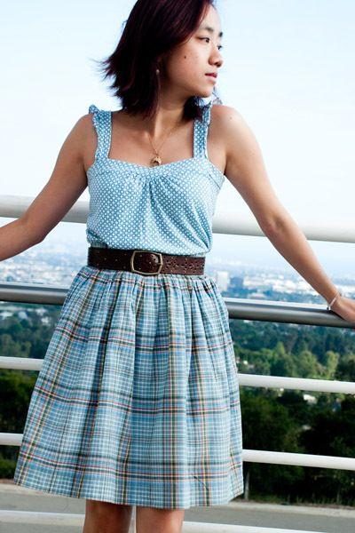 FLEURETTE Bubble & Summer Skirt ~ Sizes Women's XS-L