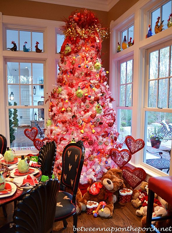 Valentine S Day Decorating Ideas Holiday Fun Pinterest