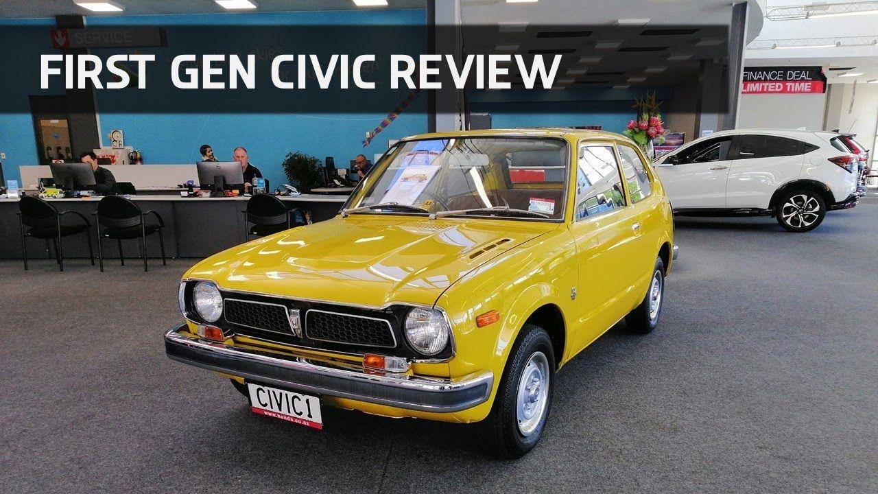 Pov Drive 1976 Honda Civic First Generation In 2021 Honda Civic Civic Honda