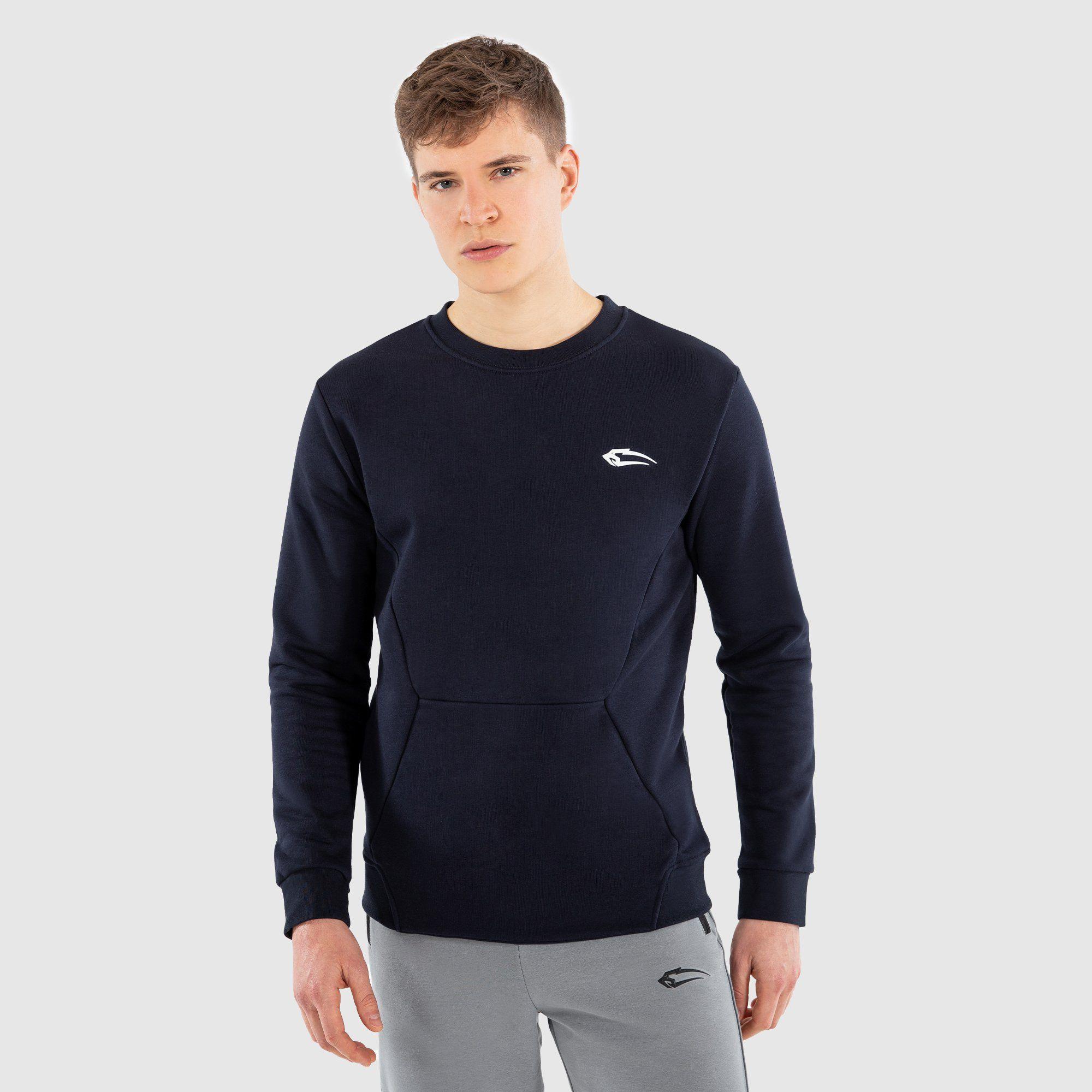 Sweatshirt Rahel – Blau / 3XL