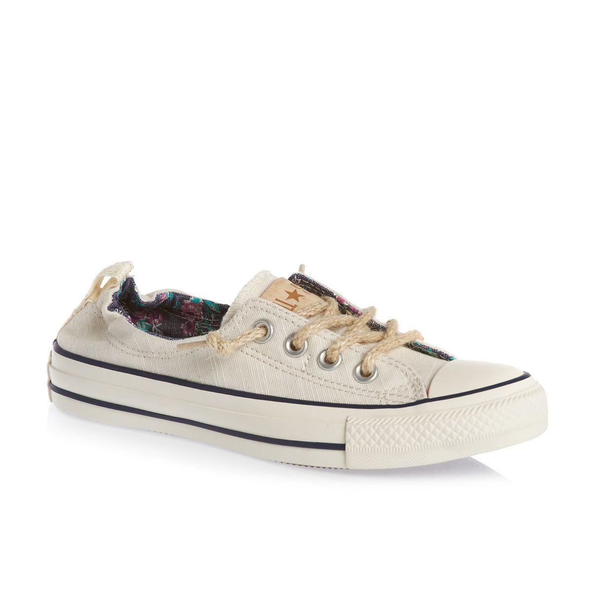 Converse Chuck Taylor All Star Shoreline Shoes - Natural