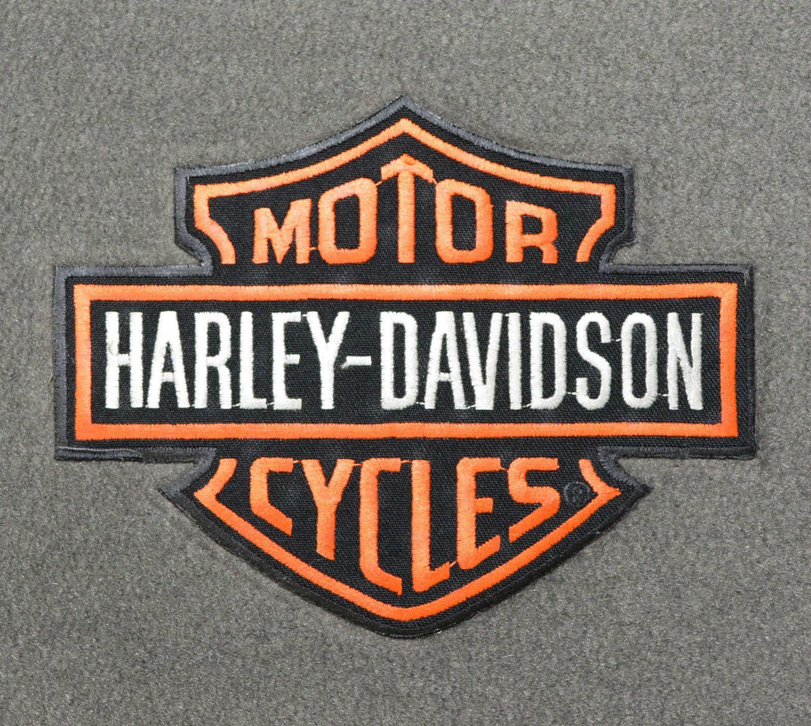 NEW Factory Ford Ranger Floor Mats Harley Davidson Edition Logo Truck Gray | eBay