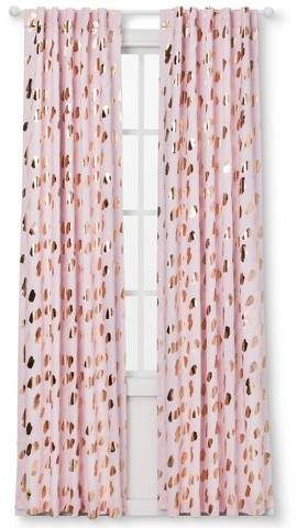 Pin By Miniaya On Room Decor In 2020 Rose Gold Curtains Rose Gold Room Decor Pink Girl Room