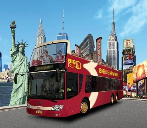 Big Bus Tours New York New York Tours Nyc Tours New York Attractions