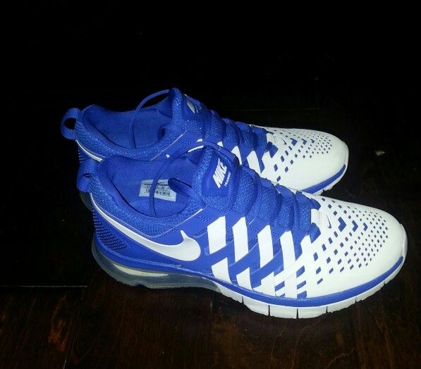 3ceda43a470a8 Finger Trap Max - Royal and white. | Nike: My collection | Sneakers ...