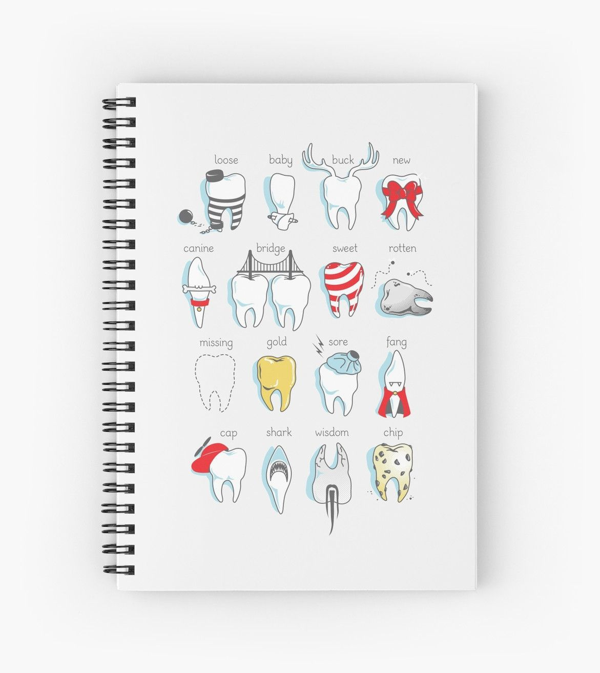 Stationery Dental Care Personalised Planner Stickers Diary Journal