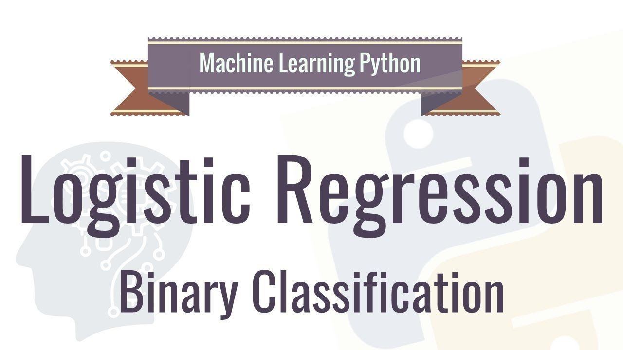 machine learning tutorial with python - 8: logistic regression