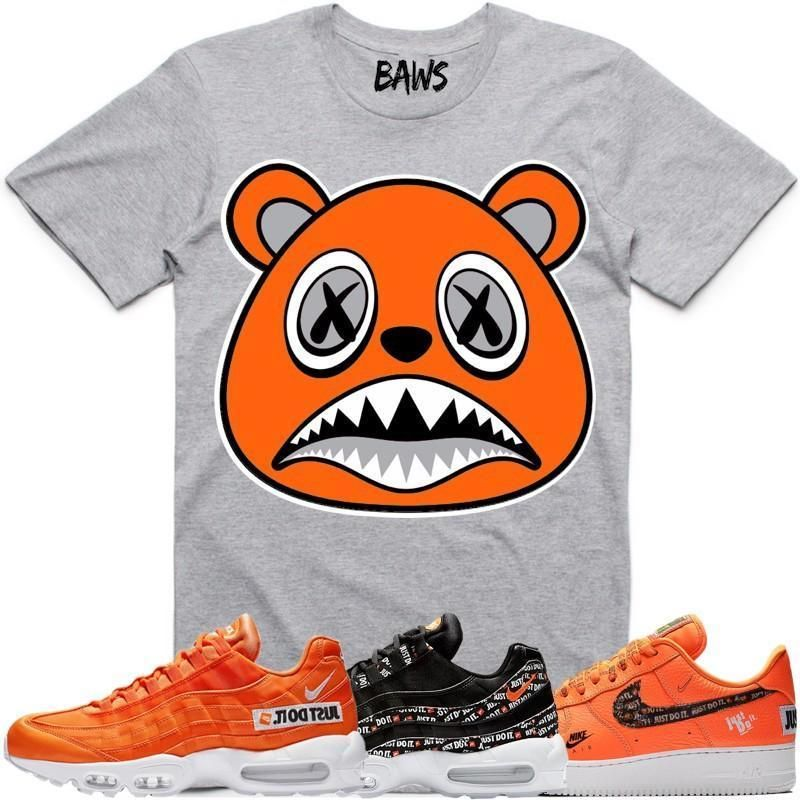 sale retailer 7cf67 06260 Nike Air Just Do It Shirts by Baws Clothing sneaker tee shirts to match is  available on our online store.