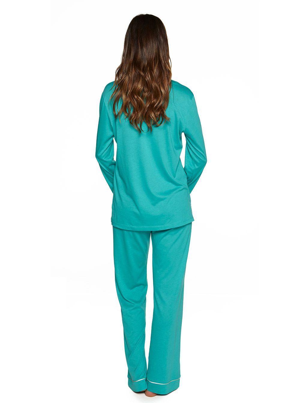 Cosabella Womens Bella Plus Long Sleeve /& Pants Pajama Set Pajama Set