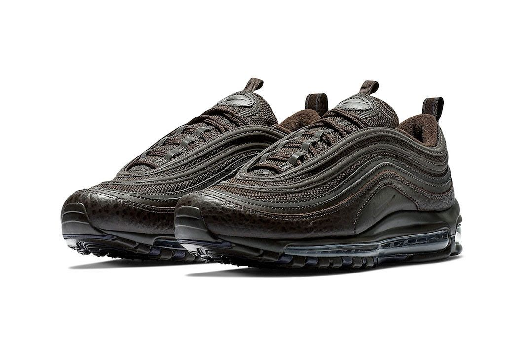 78d869b1f85 Nike Air Max 97 SE Velvet Brown Release Info Sneakers shoes kicks trainers  footwear Air Max Swoosh Nike athletics sports style bubble comfort running  NSW