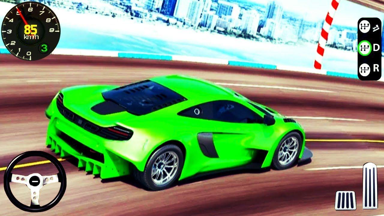 Crazy Car Driving Stunts 2020 Impossible Stunt Car