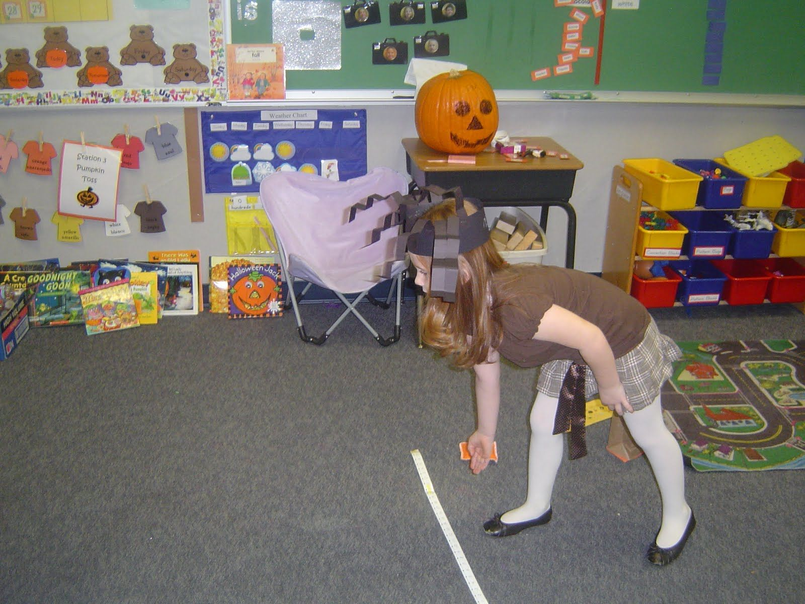 Mrs. T's First Grade Class: Halloween Games | Halloween Party for ...