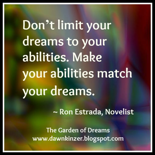 b6181c78e1bab84c24bad01188a2ae2c the garden of dreams meme inspirational quote on not limiting