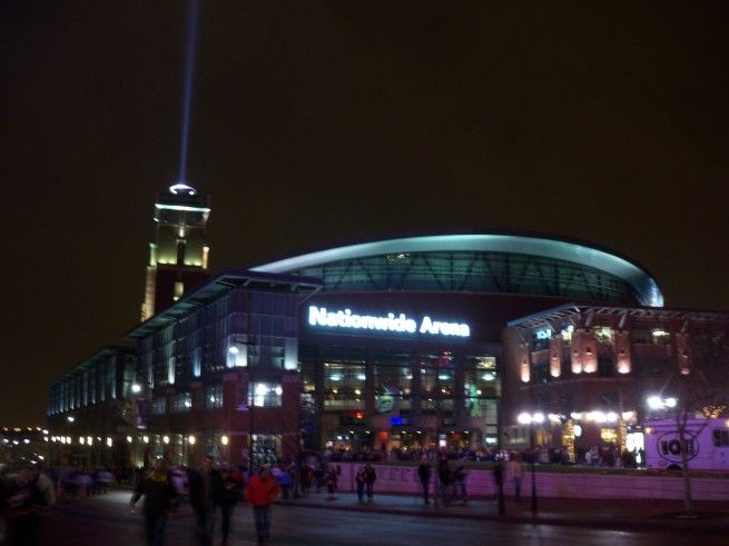 Nationwide Arena Columbus Ohio Home Of The Blue Jackets Skin Tightening Cream Blue Jacket Detroit Red Wings