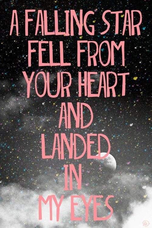 flirting with disaster stars lyrics