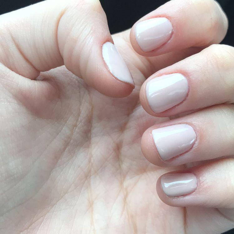 47 Cute Natural Gel Polish Nails Colors Ideas Designs For ...