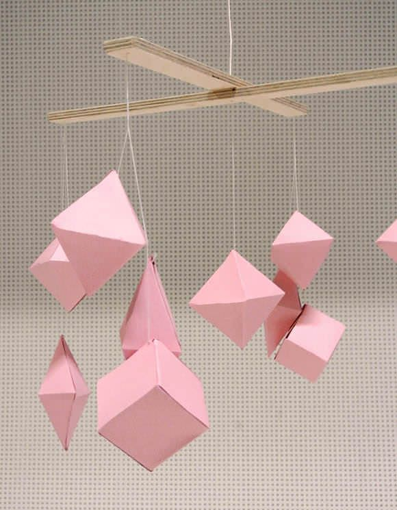 Diy Mobiles | Baby Mobiles, Paper Mobile And Search Diy Baby Deko