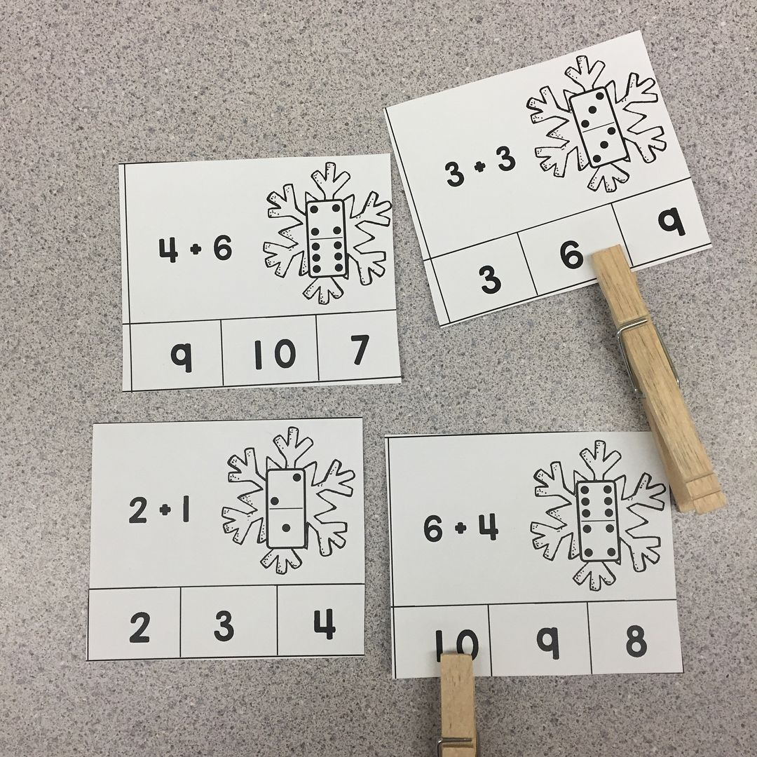 Addition Fact Fluency Cards To 10 Cards Can Be Used For