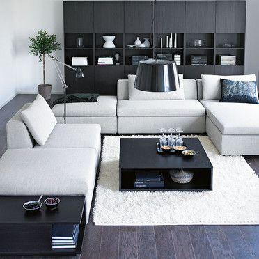 ikea vaxholm modular sofa 2011 salon pinterest dachboden wohnzimmer und b ros. Black Bedroom Furniture Sets. Home Design Ideas