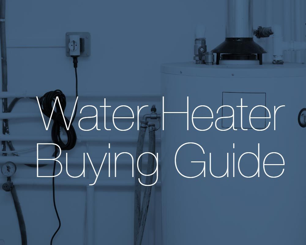 Finding The Best Water Heater Consumer Reports