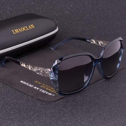 cee3f3b86b 2018New Polarized Sunglasses Oversized HD UV400 Luxury Brand Design ...