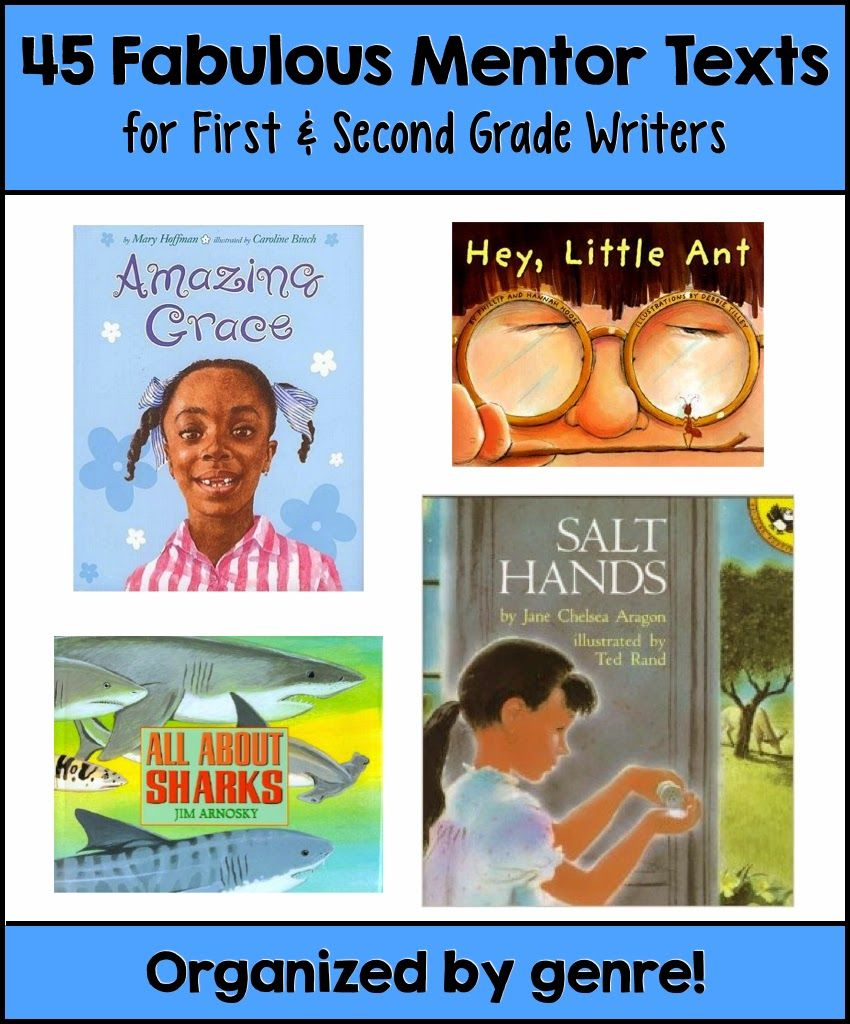 mentor texts for informational writing 3rd grade