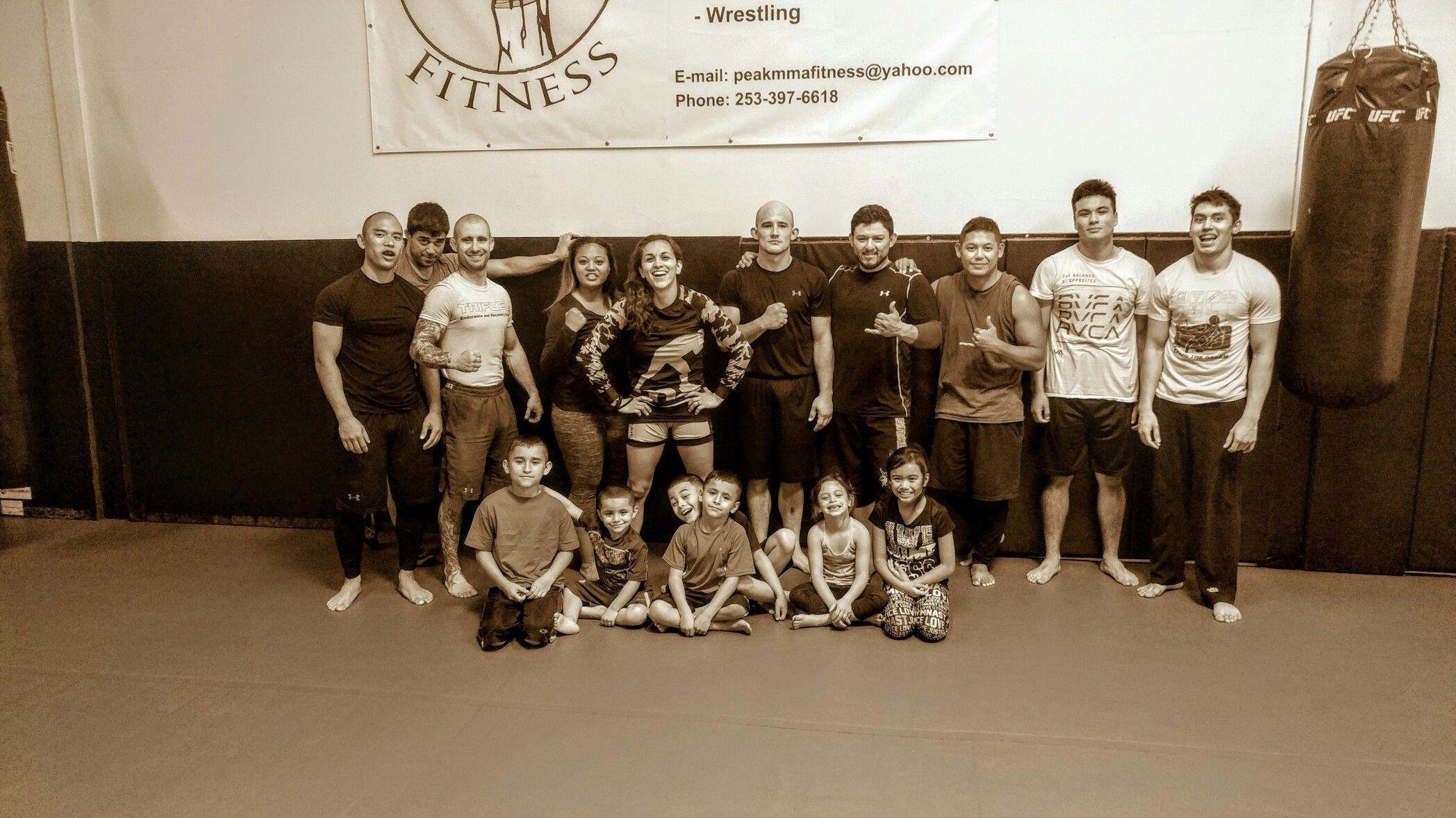 MMA team