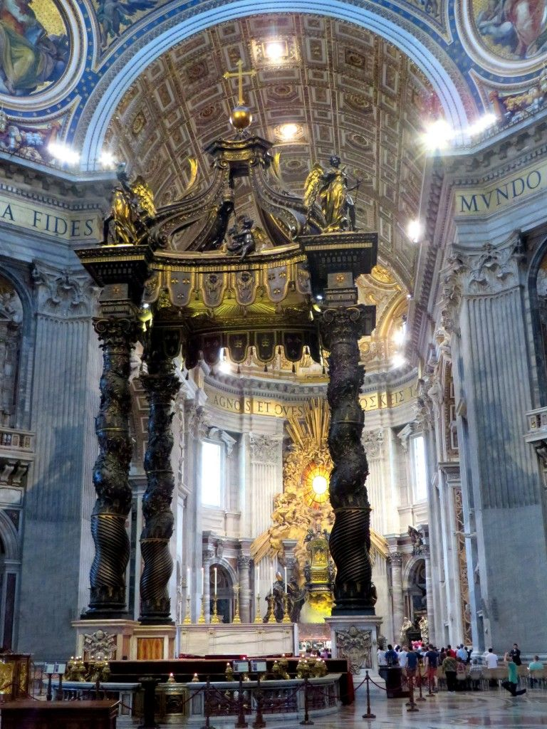 Tips for Visiting St. Peter's Basilica Vatican City