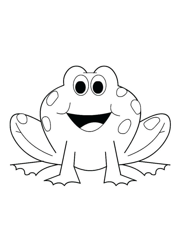 Frog Life Cycle Coloring Pages For Preschoolers Below Is A