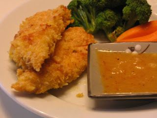 Recipe for a Gluten Free Life by Mrs. G.F.: Coconut Chicken Tenders