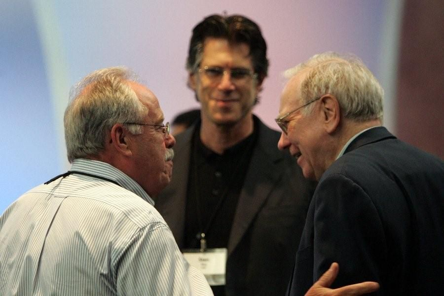 Stan Slap Warren Buffett and Jim Sinegal