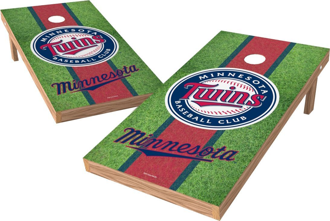 Surprising Wild Sports 2 X 4 Minnesota Twins Xl Tailgate Bean Bag Pabps2019 Chair Design Images Pabps2019Com