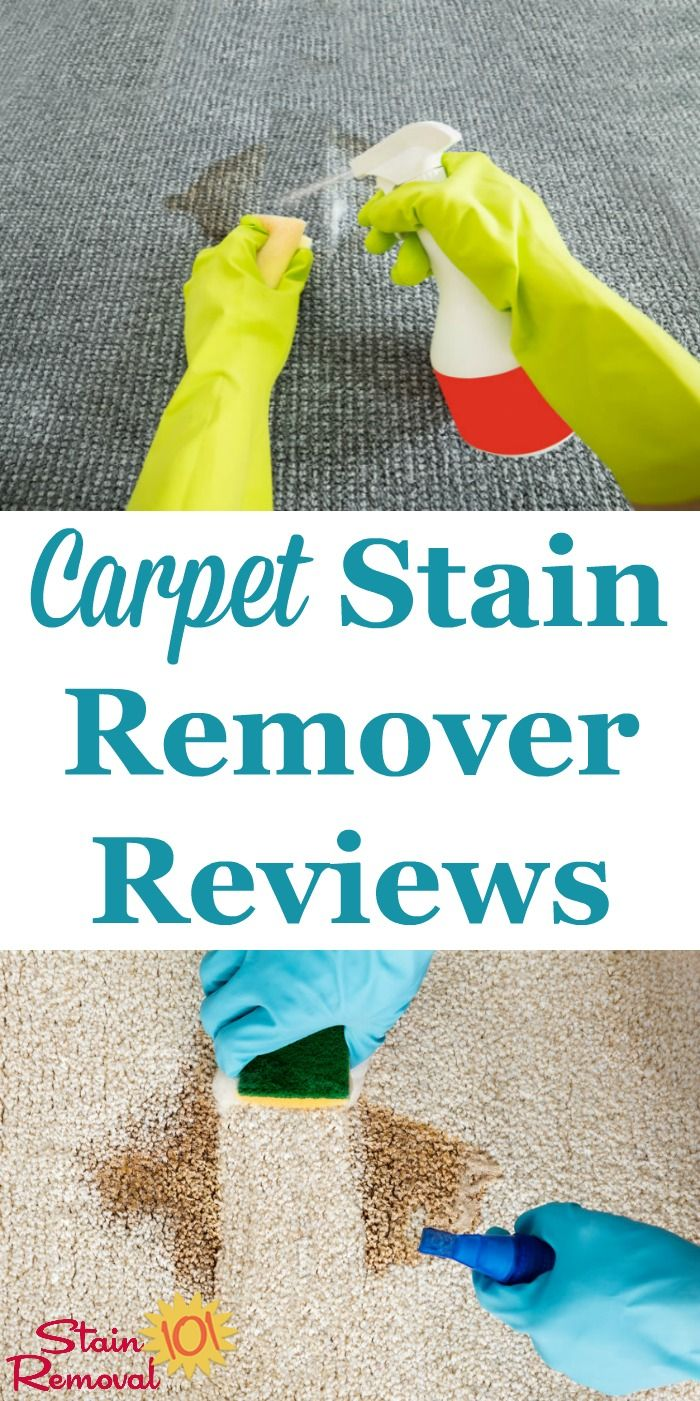 Carpet Stain Remover Reviews Which Products Work Best Stain Remover Carpet Carpet Stains Hard Water Stain Remover