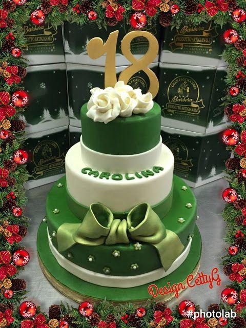 Le torte decorate di cetty g 18 compleanno torty for Torte 18 anni ragazzo