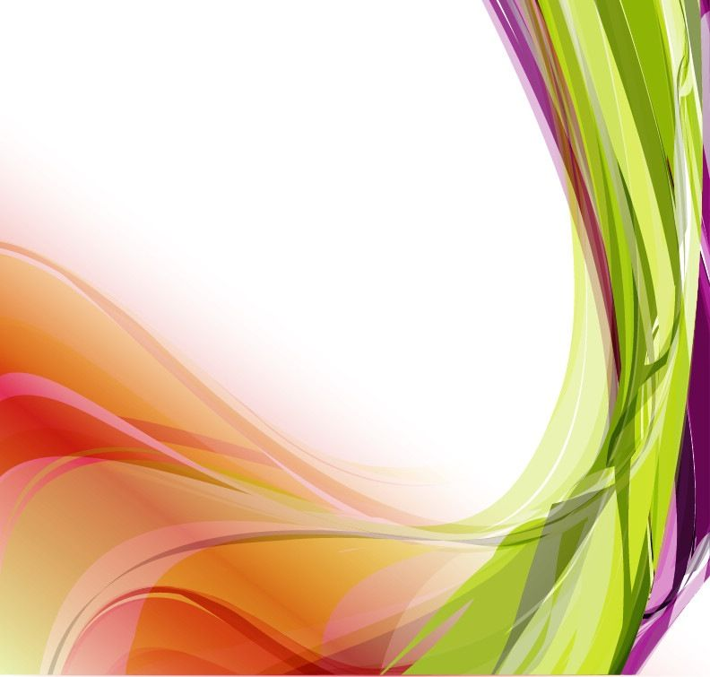 Colorful Abstract Backgrounds Abstract Colorful Wavy Vector