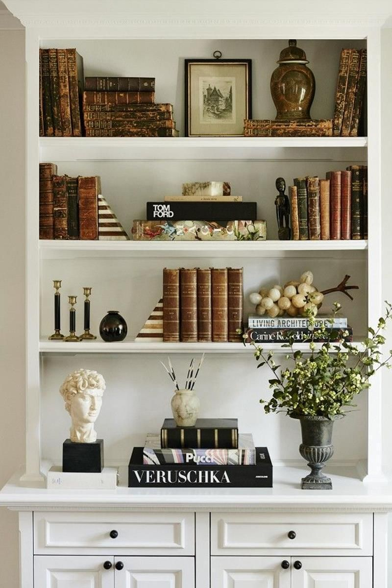 Photo of 50+ simple and easy DIY bookcase decoration ideas # bookcase # bookcase …