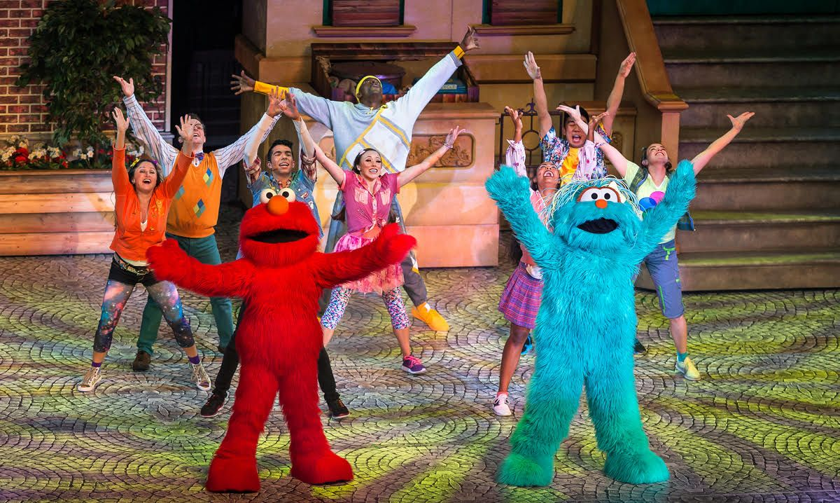 Sesame Street Live Make Your Magic At The Fox Theatre In