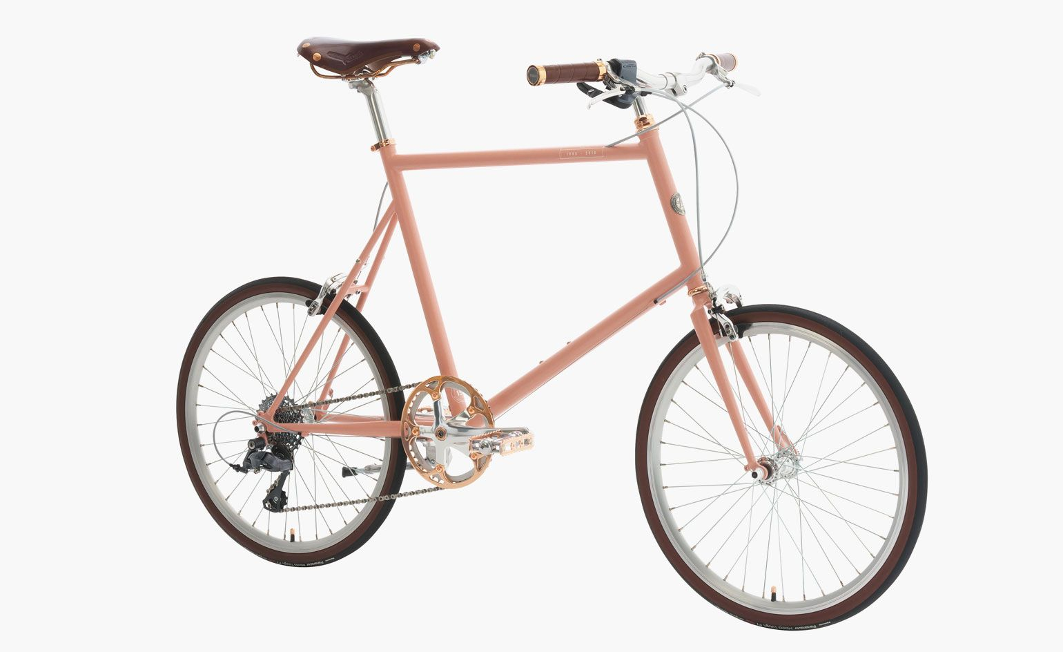 Old Meets New In A Collaboration Between The Japanese Cycle Brand