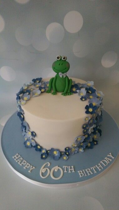 Froggy- keeley cakes