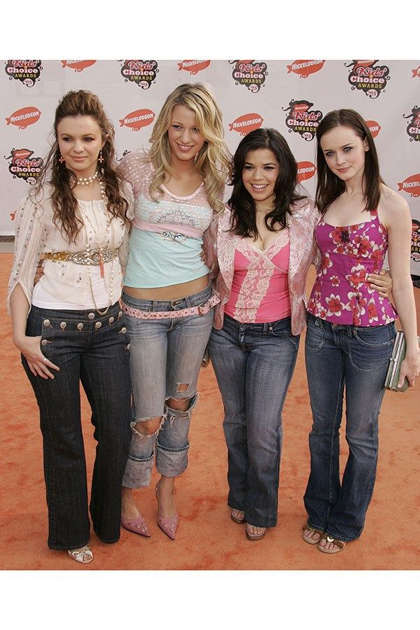 The Ultimate 2000s Style Guide | what a time to be alive