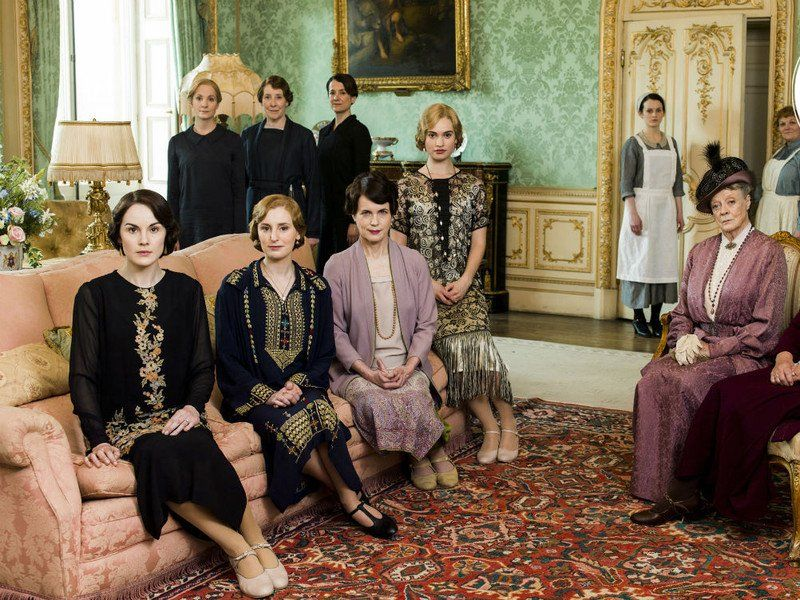 Downton Abbey Staffel 5 Serien Tipp Downton Abbey Kultur Kino