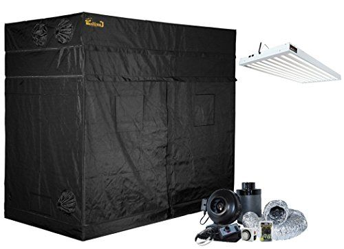 Gorilla Grow Tent 5 x 9 Fluorescent T5 Grow Tent Package * Want to know more  sc 1 st  Pinterest & Gorilla Grow Tent 5 x 9 Fluorescent T5 Grow Tent Package * Want to ...