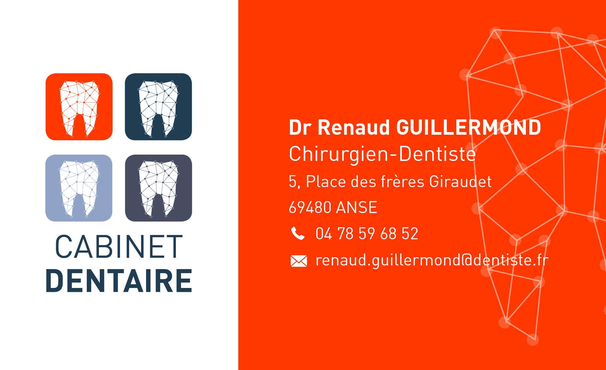 Realisation Dune Identite Graphique Pour Un Cabinet De Chirurgiens Dentistes