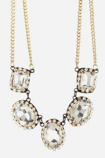 Crystal Gems Necklace